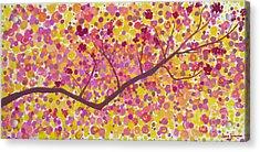 An Autumn Moment Acrylic Print