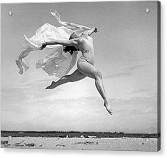 An Exuberant Dance To Spring Acrylic Print