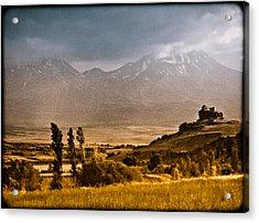 Guzelyurt, Turkey - Analipsis Acrylic Print