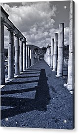 Ancient Messini Greece Acrylic Print