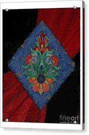 Ancient Of Persian Acrylic Print by Mehran Akhzari