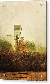 Ancient Transformer Tower Acrylic Print