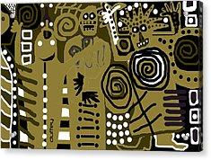 Ancients 1d Acrylic Print