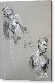 Andro Double Acrylic Print
