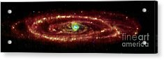 Andromeda Galaxy Acrylic Print by Nasa