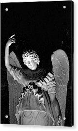 Angel Acrylic Print by Bonnie Myszka