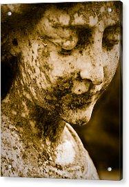 Angel Face Acrylic Print
