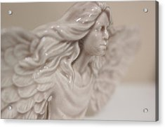 Acrylic Print featuring the photograph Angel by Kelly Hazel