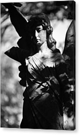 Angel Of Solitude Acrylic Print by Jez C Self