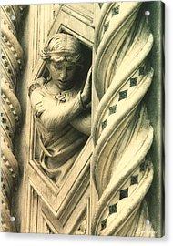 Angel Of The Basilica Acrylic Print