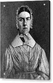 Angelina Grimk�, American Abolitionist Acrylic Print