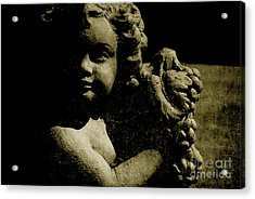 Angelina My Little Angel Acrylic Print by Susanne Van Hulst