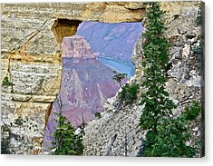 Angel's Window Four Acrylic Print