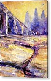Angkor Wat Sunrise 3 Acrylic Print