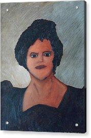 Anita Acrylic Print