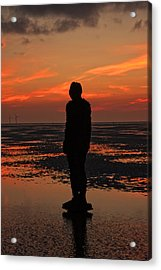 Acrylic Print featuring the photograph Another Place by Paul Scoullar