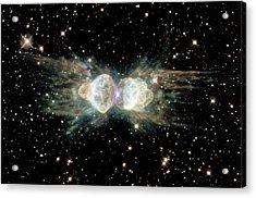 Ant Planetary Nebula Acrylic Print