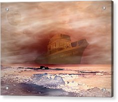 Anthony Boy's Magical Voyage Acrylic Print