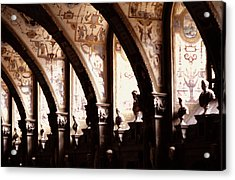Antiquarian Hall The Residenz Munich Acrylic Print