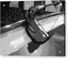 Antique Car Close-up 003 Acrylic Print