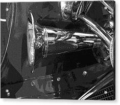 Antique Car Close-up 005 Acrylic Print