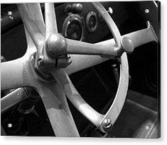 Antique Car Close-up 008 Acrylic Print