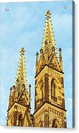 Apollinaris Church  Acrylic Print by Design Windmill