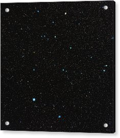 Aquarius Constellation Acrylic Print by Eckhard Slawik