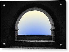Acrylic Print featuring the photograph Arcade by Emanuel Tanjala