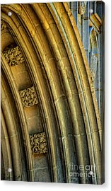 Arch Acrylic Print by Kathleen K Parker
