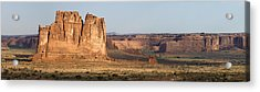 Acrylic Print featuring the photograph Arches National Park Large Panorama by Mike Irwin