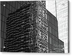 Architecture Reflections Acrylic Print