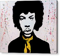 Are You Experienced Acrylic Print by Austin James