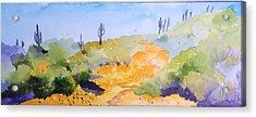Arizona Springtime Acrylic Print