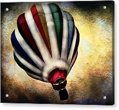 Around The World Acrylic Print by Colleen Kammerer