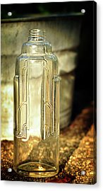 Art Deco Form And Function Acrylic Print by Rebecca Sherman