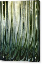 Acrylic Print featuring the photograph Art Glass 1 by Gerald Strine