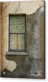 Art Of Decay Acrylic Print