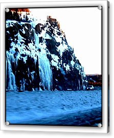 Acrylic Print featuring the photograph Artic Jewel  by Danielle  Parent