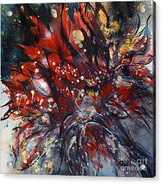 Artichoke In Late Summer Acrylic Print
