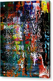 Artifact 15 Acrylic Print by Charlie Spear