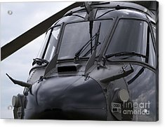As532 Cougar Of Switzerland Air Force Acrylic Print by Ramon Van Opdorp