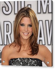 Ashley Greene At Arrivals For 2010 Mtv Acrylic Print