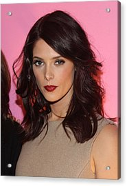 Ashley Greene At Arrivals For Inside Acrylic Print by Everett