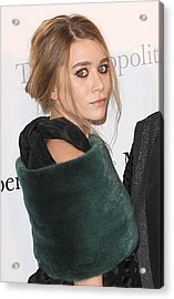 Ashley Olsen At Arrivals For The Acrylic Print by Everett