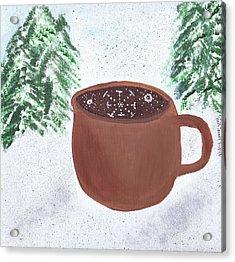 Aspen Cup Acrylic Print