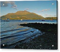 At Airds Bay Acrylic Print