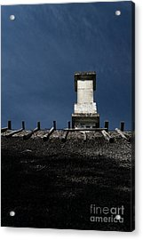 At Chimney Height Acrylic Print