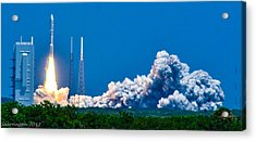 Atlas Launch Acrylic Print