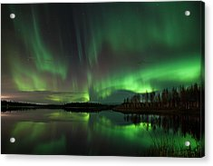 Aurora Bliss Acrylic Print